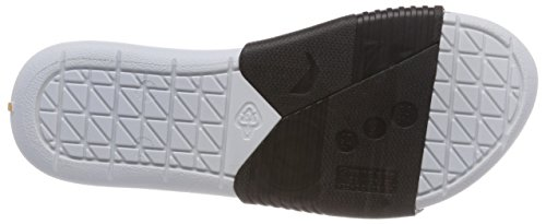 Rider Resort Fem, Women's Heels Sandals Multicolour (White/Black/Pink 8834)