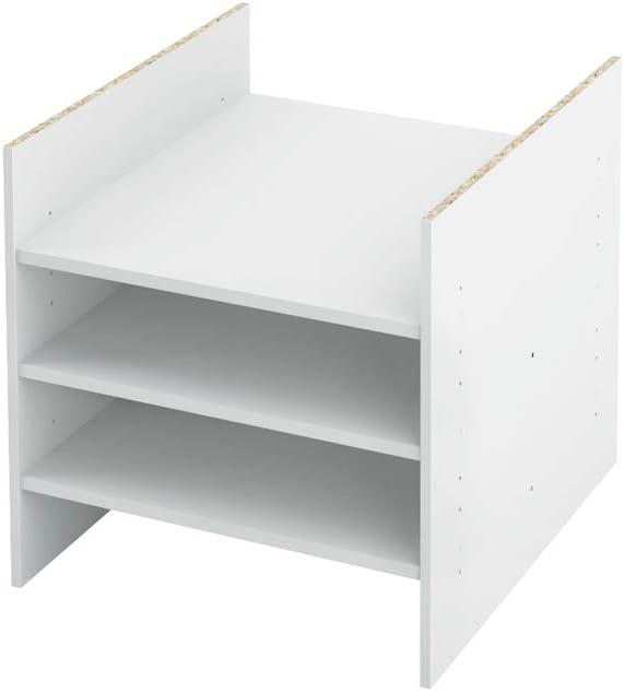 mit 1 Boden INWONA IKEA Kallax Regal Boden Zwischenfach Fachboden Fachteiler Extra Fach 1-4 B/öden 2-5 F/ächer
