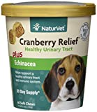 Urinary Health Supplement Soft Chews for Dogs, Healthy Bladder & Urinary Tract Support