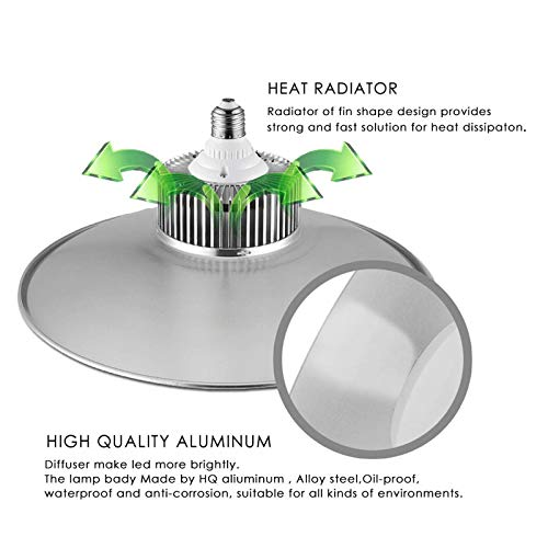 50/70/100/150W LED High Bay Lighting IP54 Waterproof E27