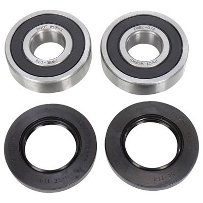 Pivot Works Front Wheel Bearing Kit for Yamaha PW80 YZinger 1991-2006