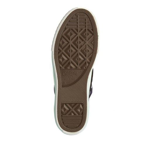 Converse Chaussures Basses Multi Tongue Ox–Noir 637307C