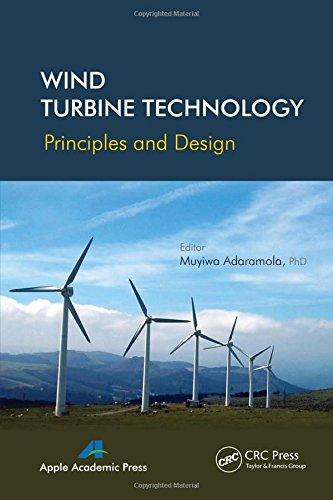 Design Wind Turbines - Wind Turbine Technology: Principles and Design