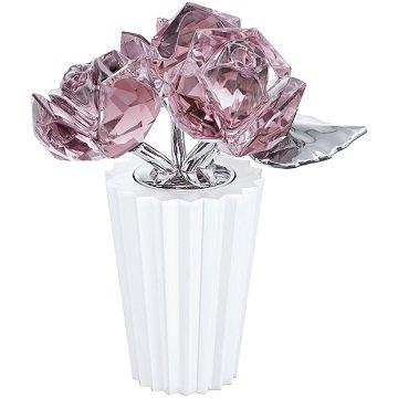 Swarovski Crystal Mini Rose Bouquet in a Pot