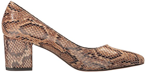 Women's Pump STEVEN Madden Steve Natural Multi by Dress Bambu qYYFtx
