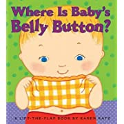 Where Is Baby's Belly Button? [WHERE IS BABYS BELLY BUTTO]