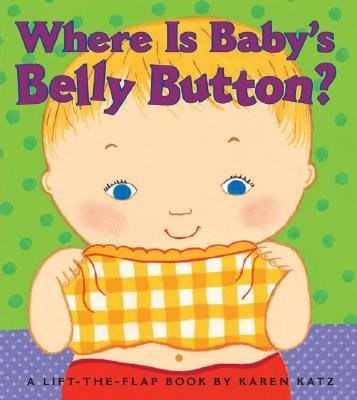 Download Where Is Baby's Belly Button? [WHERE IS BABYS BELLY BUTTO] pdf epub