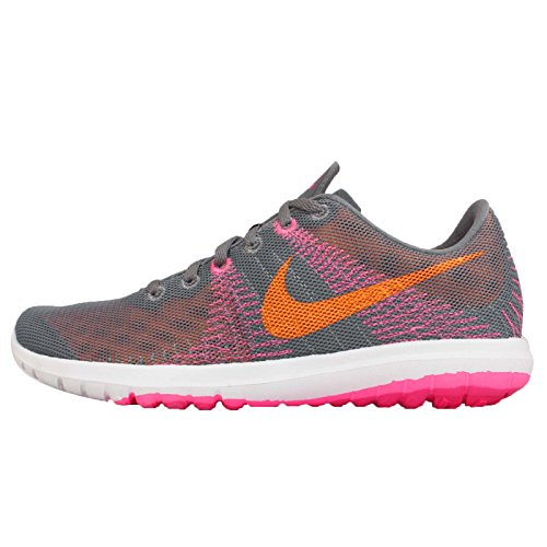 premium selection 5aefd 8c7bb Nike Women s Wmns Flex Fury, COOL GREY BRIGHT CITRUS-PINK PPW-PINK FOIL,  6.5 US - Buy Online in Oman.   Shoes Products in Oman - See Prices, Reviews  and ...