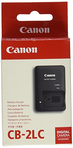 Canon Battery Charger CB-2LC
