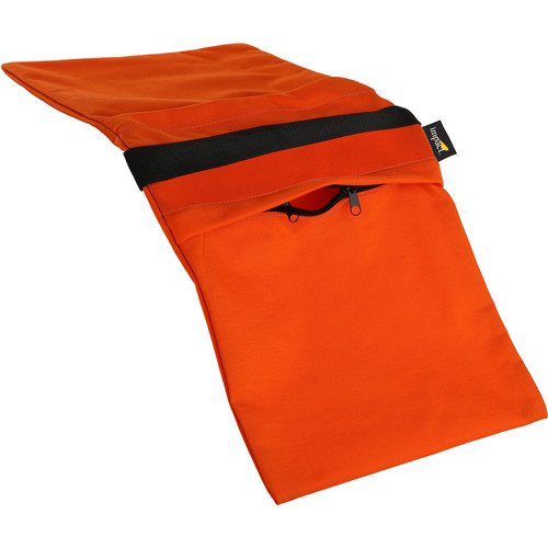 Impact Empty Saddle Sandbag - 35 lb (Orange Cordura)(6 Pack) by Impact
