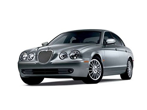 Home Comforts LAMINATED POSTER 2008 Jaguar S-Type Car Poster Print 24x16 Adhesive Decal by Home Comforts