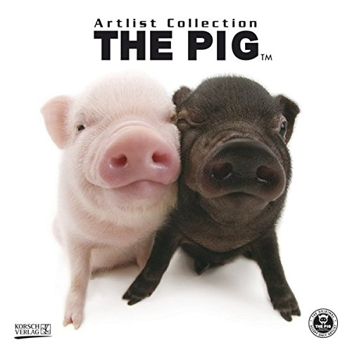 The Pig 2017. Artlist Collection Broschürenkalender