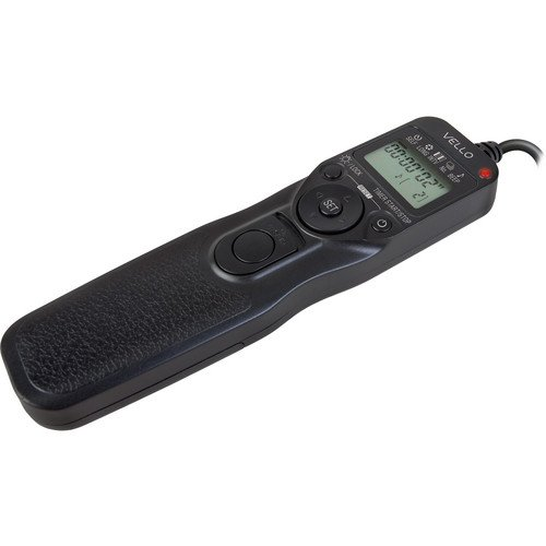 Vello Shutterboss Version II Timer Remote Switch for Nikon with DC2 Connection