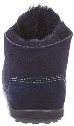 Richter Kinderschuhe Mini Unisex Baby Krabbelschuhe Blau (atlantic  7200)