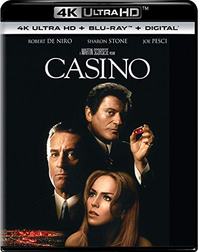 Casino [4K Ultra HD] [Blu-ray]