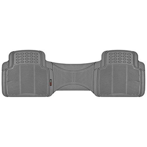 1 Piece Gray Nibbed WeatherTough Car Truck Floor Mat Runner Liner - Odorless & BPA Free