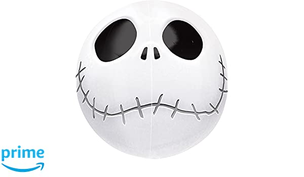 amscan International 2902701 Orbz Jack Skellington - Globos ...