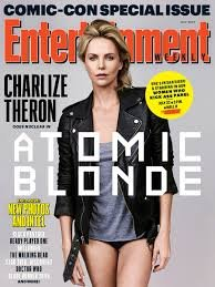 Entertainment Weekly Magazine (July 24, 2017) Atomic Blonde Cover