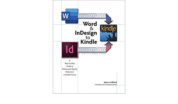 Word & InDesign to Kindle: A Professional Guide