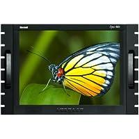 Marshall Electronics M-LYNX-17-RM 17-Inch Rack Mount A/V Monitor with BNC Loop-Through (Black)