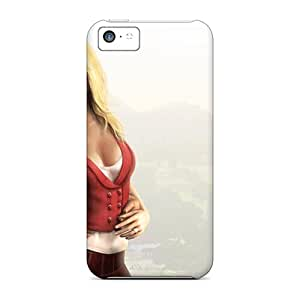 New MEI44525kwcA Sims 3 Skin Cases Covers Shatterproof Cases For Iphone 5c