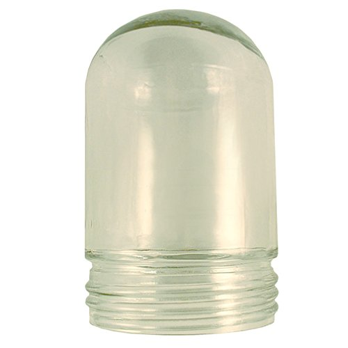 Hubbell-Raco 5694-0 Weatherproof Replacement Globe - Replacement Glass Outdoor Fixture