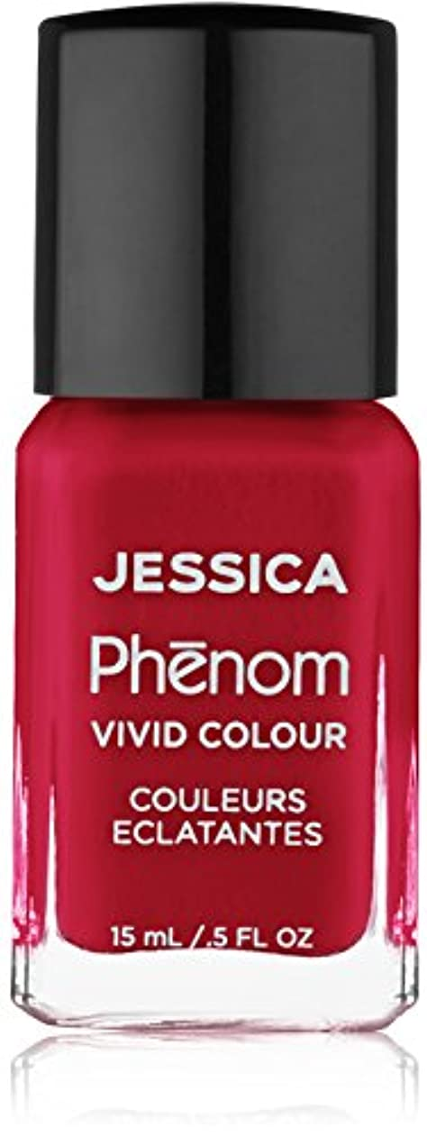 効率気付く獣Jessica Phenom Nail Lacquer - Parisian Passion - 15ml / 0.5oz