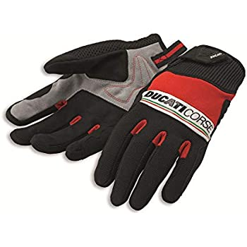 Amazon.com: Guantes de piel Ducati City 98102826 Parent, L ...
