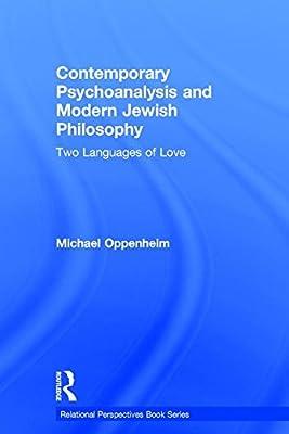 Judaism & contemporary psychoanalysis