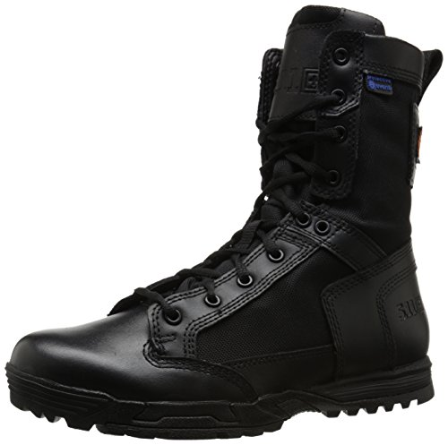 - 5.11 Tactical Skyweight Waterproof Side Zip Boot,Black,9.5 D(M) US