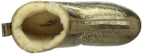gold Lina Shepherd 84 Pantofole Oro Donna Basse Slipper Y7d1qd8O