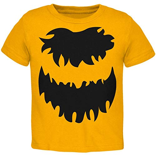 Halloween Bumble Bee Costume Cute Toddler T Shirt Gold 3T -