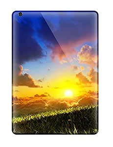 Hot Tpu Covers Cases For Ipad/ Air Cases Covers Skin - Afternoon