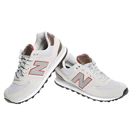 Sneaker NEW BALANCE CLASICO LIFESTYLE Color Marrone