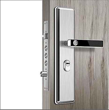 Cerradura de Puerta Inteligente electrónica, Entrada sin Llave ...