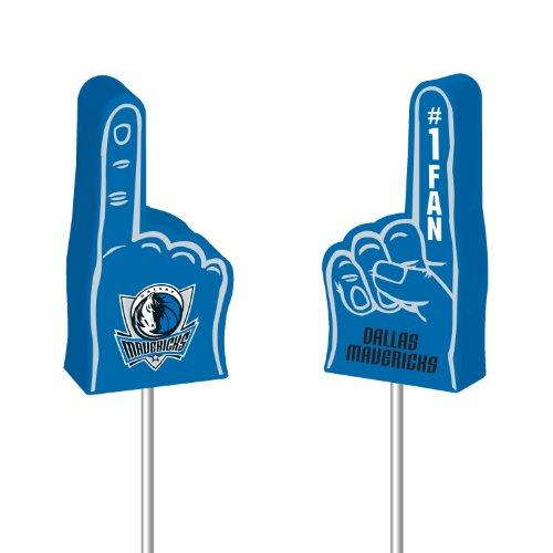NBA Dallas Mavericks Foam Finger Antenna - Maverick Foam