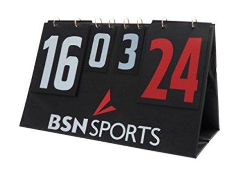 BSN Manual Tabletop Multi-Scoreboard, Double Sided