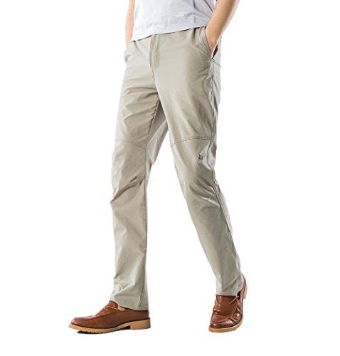 (スポする) Runwho アウトドア ゴルフ登山パンツ 春夏秋用 ズボン 薄手 吸汗速乾 ウェアトレッキング ロングパンツM~XXXL