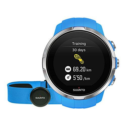 Suunto Pulsómetros Spartan Sport Hr Blue Uni: Amazon.es: Relojes