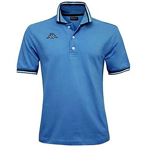 Polo shirt Tennis Calcio T Mss Maltax Barca Mare 5 Piquet Blu Uomo Sport Kappa Art dE0qwpztdn
