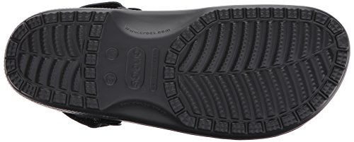 Crocs Mens Yukon Mesa Camo Täppa M Mule Svart / Camo