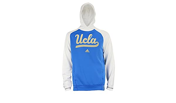 Amazon.com   adidas NCAA UCLA Bruins Women s Player Tech Fleece Climawarm  Pullover Hoodie 44e866047