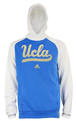 buy popular fe601 e9e36 adidas NCAA UCLA Bruins Women s Player Tech Fleece Climawarm Pullover Hoodie,  Color Options