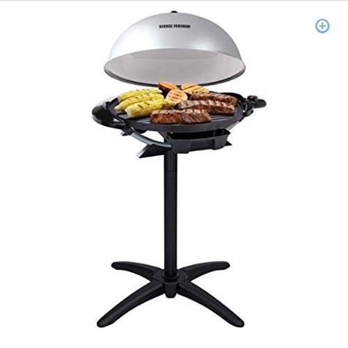 George Foreman 200 cu in Indoor / Outdoor Grill by George Foreman