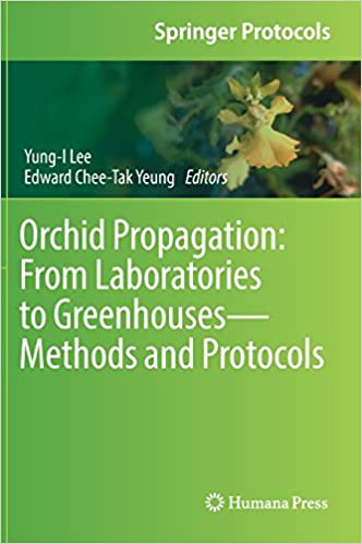 From Laboratories to Greenhouses―Methods and Protocols Orchid Propagation
