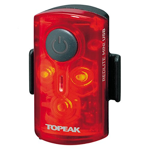 Light Topeak Rr Redlite Mini Usb Bk