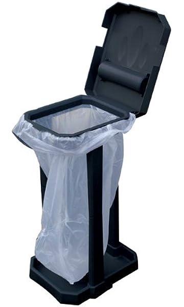 Portable Collapsible Camping Caravan Motorhome Recycle Bin Rubbish Litter Bin