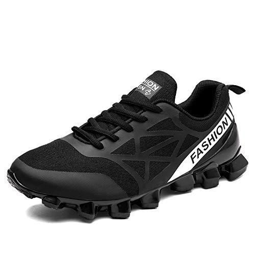 Calzado A Running Transpirable black Men's New Deportivo Hasag Shoes gdHwFAqF