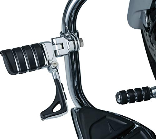Kuryakyn 4443 Motorcycle Foot Control Component: Switchblades with Mounts and Magnum Quick Clamps for 1-1/4