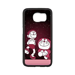 Samsung Galaxy S6 Cell Phone Case White Doraemon 002 VS5316712